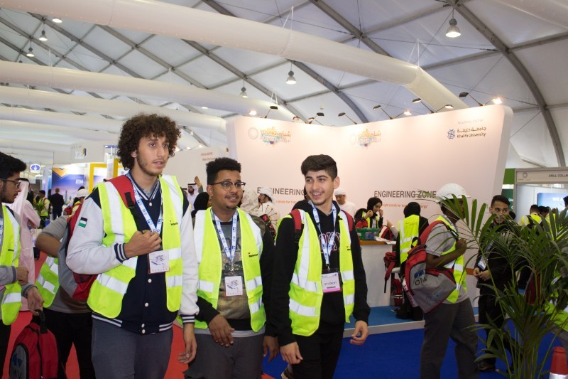 TBCC attend ABU DHABI NATIONAL EXHIBITION